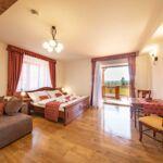 Apartment für 2 Personen mit Dusche und Eigner Küche (Zusatzbett möglich)