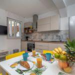 2-Zimmer-Apartment für 5 Personen mit Klimaanlage