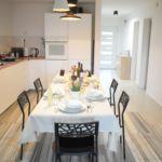Deluxe Apartman pro 4 os. se 2 ložnicemi v přízemí (s možností přistýlky)