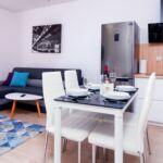 Deluxe Apartman s vlastní kuchyňkou pro 4 os. se 2 ložnicemi