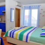 Studio Pogled na more apartman za 4 osoba(e) sa 1 spavaće(om) sobe(om)