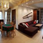 Apartament studio cu balcon cu 2 camere pentru 6 pers.