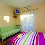 Studio Suita s balkónem pro 3 os. s 1 ložnicí
