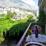 Studio Apartman pro 4 os. se 2 ložnicemi s výhledem na hory