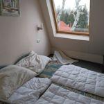Tetőtéri Standard négyágyas szoba
