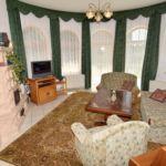 Apartament 4-osobowy na parterze Lux z 2 pomieszczeniami sypialnianymi