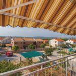 3-Zimmer-Apartment für 6 Personen mit Klimaanlage und Balkon
