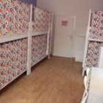 Standard nyolcágyas szoba