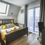 Apartament 4-osobowy na piętrze Studio z 2 pomieszczeniami sypialnianymi
