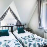 Apartament 4-osobowy na poddaszu z 2 pomieszczeniami sypialnianymi