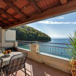 Pogled na more Mali balkon apartman za 4 osoba(e) sa 2 spavaće(om) sobe(om)