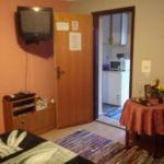 Kertre néző Komfort 3 fős apartman 1 hálótérrel