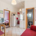 Apartament 3-osobowy Komfort z klimatyzacją z 2 pomieszczeniami sypialnianymi