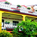 Deluxe 2-Room Balcony Apartment for 4 Persons (extra bed available)