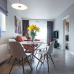Apartament 4-osobowy Lux Family z 2 pomieszczeniami sypialnianymi