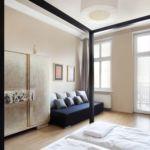 Apartament 6-osobowy z widokiem na miasto z 3 pomieszczeniami sypialnianymi