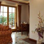 Apartament 4-osobowy na piętrze Queen z 2 pomieszczeniami sypialnianymi (możliwa dostawka)