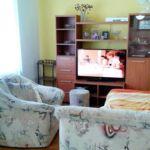Apartament cu aer conditionat cu vedere spre mare cu 2 camere pentru 6 pers. A-1107-c