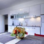 Apartament cu aer conditionat cu terasa cu 1 camera pentru 2 pers. A-1151-e