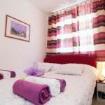 Apartament 4-osobowy z klimatyzacją na piętrze z 1 pomieszczeniem sypialnianym