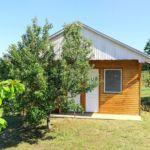 Teljes ház 3 fős faház (pótágyazható)