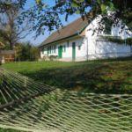 Udvarra néző Családi 5 fős parasztház (pótágyazható)