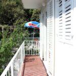 Tengerre néző teraszos 3 fős apartman 1 hálótérrel A-4912-f