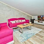 Apartament cu aer conditionat cu vedere spre mare cu 2 camere pentru 4 pers. A-5706-c