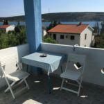 Apartament 4-osobowy z klimatyzacją z widokiem na morze z 2 pomieszczeniami sypialnianymi A-9368-b