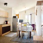 Apartament cu aer conditionat cu vedere spre mare cu 2 camere pentru 5 pers. A-12519-b