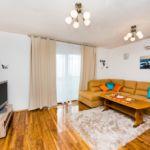 Apartament 8-osobowy z klimatyzacją z widokiem na morze z 3 pomieszczeniami sypialnianymi A-13393-b