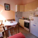 Légkondicionált teraszos 2 fős apartman 1 hálótérrel (pótágyazható)