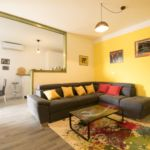 Apartament 6-osobowy Przyjazny podróżom rodzinnym z 3 pomieszczeniami sypialnianymi
