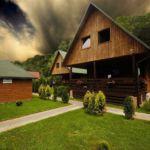 Domek drewniany 12-osobowy