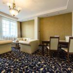 Apartament 2-osobowy Executive Superior z 1 pomieszczeniem sypialnianym (możliwa dostawka)