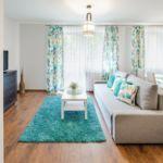 Apartament 4-osobowy Przyjazny podróżom rodzinnym z balkonem z 2 pomieszczeniami sypialnianymi
