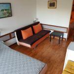 Apartament cu balcon cu vedere spre parc cu 1 camera pentru 3 pers.
