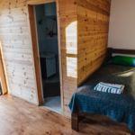 Földszinti egyágyas szoba