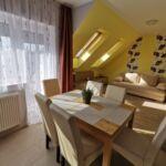 Lux Apartman pro 4 os. s 1 ložnicí na poschodí