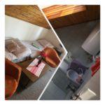 Pokój 3-osobowy z balkonem ze wspólnym aneksem kuchennym