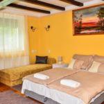 Teraszos Premium 7 fős apartman 2 hálótérrel (pótágyazható)