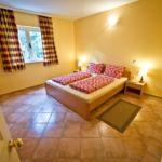 Komfort 2-Zimmer-Apartment für 4 Personen Obergeschoss