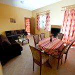 Komfort Erdgeschosses 2-Zimmer-Apartment für 6 Personen