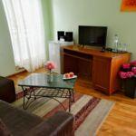 Studio Family Apartman s manželskou postelí s 1 ložnicí (s možností přistýlky)