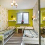 Pokój 2-osobowy Komfort z łazienką