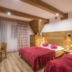 Apartament 7-osobowy z 2 pomieszczeniami sypialnianymi