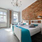 Apartament 6-osobowy Family z 3 pomieszczeniami sypialnianymi