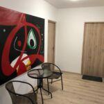 Tetőtéri teraszos 4 fős apartman (pótágyazható)