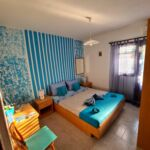 Sea View Ground Floor 3-Room Apartment for 6 Persons