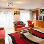Emeleti Romantik 5 fős apartman 2 hálótérrel (pótágyazható)